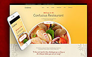 Chinese Restaurant Responsive WordPress Theme WordPress Theme Design & Photography Interior & Furniture Feng Shui Tem...