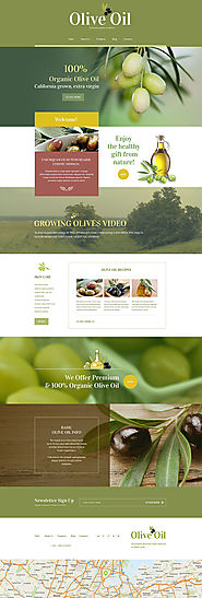 Food Store WordPress Template Food & Restaurant Food & Drink Food Store WordPress Theme