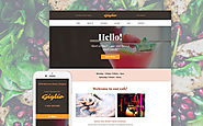 Giglio WordPress Theme Food & Restaurant Cafe and Restaurant Template