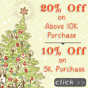 eSalesData Announces Christmas Day offer - Buy any list of above 5K, 10k and Get 10% to 20% Discount on Purchase made
