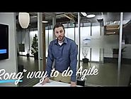 The Wrong way to do Agile: Stand-ups