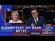Betsy DeVos Flunked Her '60 Minutes' Test