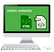 Static Website Designing Company in India, USA | Best Website Designing Services