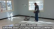 Move out, End of Lease or Bond Cleaning Sunshine Coast, Noosa, Nambour, Caloundra & Maroochydore