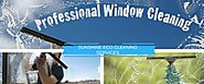 Window Cleaning SUNSHINE COAST, Caloundra, Noosa, Nambour, Maroochydore