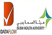 DHA Dataflow | DHA Dataflow Registration for Medical Professionals