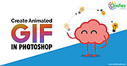 How To Create Animated GIF In Photoshop | Oodles Studio