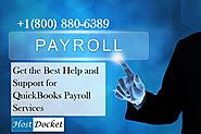 Payroll Services: Introducing you with QuickBooks Support Benefits by Den Matthews