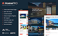 HomePro Real Estate Portal WordPress Theme Real Estate Template
