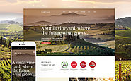 Jorden - Wine & Winery WordPress Theme Business & Services Agriculture Winery Template