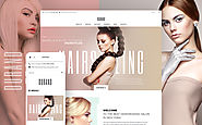 Durand - Beauty & Hair Salon WordPress Theme Fashion & Beauty Hair Salon Template
