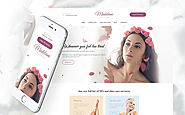 Madeleine - Spa Health & Skincare WordPress Theme Fashion & Beauty Template