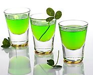 Green Jello Shots