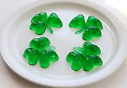 Shamrock Jello Shots