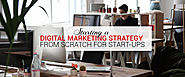 Start-up Digital Marketing From Scratch | Redkite Digital Marketing