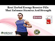 Best Herbal Energy Booster Pills that Enhance Stamina and Strength