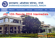 JAC 12th Results 2018 Full Jharkhand Intermediate Result 2018 jac.jharkhand.gov.in