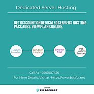 Discount On Dedicated Server Hosting