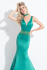 Trendy mermaid style