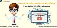 Protect Your Website with EV Multi Domain SSL Certificate
