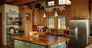 Creating a Country Style Kitchen