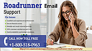 Dial Roadrunner Email Customer Support Number +1-800-518-0963