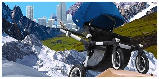 Headline for Top 10 Pushchairs, Prams & Buggies