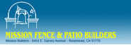 Fencing Company Serving All of San Gabriel Valley & the Los Angeles Area
