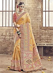 Sarees That Cast a Spell Of Style Magic – Rajwada Sarees