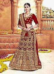 Top 5 Trends in Saree Design – Rajwada Sarees