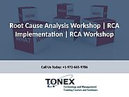 Root Cause Analysis Workshop | RCA Implementation | RCA Workshop
