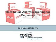 Root Cause Analysis Training for Beginners