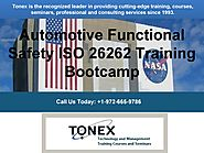 Automotive Functional Safety ISO 26262 Training Bootcamp