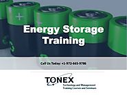 Energy Storage Training & Courses 2018