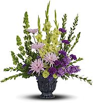 Sympathy and Funeral Flowers Arrangements in Tulsa, OK