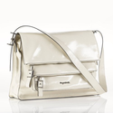 SUGARJACK Isabelle Baby Changing Bag in Off White