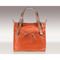 SUGARJACK Lily Baby Changing Bag in Orange