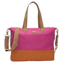 Storksak Tote Changing Bag, Fuchsia