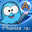 Spellyfish Phonics - Short A Words
