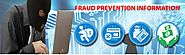 Fraud Prevention Information Resources Steps for Small Businesses
