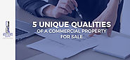 5 Unique Qualities Of A Commercial Property For Sale in Pakapttan
