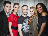 ITV2's 'The Big Reunion' Christmas charity single
