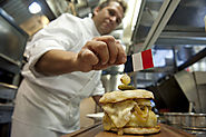 Chef Paul Denamiel and His Award-Winning French Onion Soup Burger - Resident