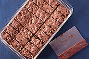 Chocolate-Fudge Brownies Recipe - Genius Kitchen
