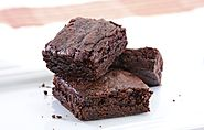 Easy Homemade Chocolate Fudge Brownies Recipe
