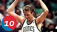 Larry Bird Top 10 Plays of Career