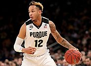 Purdue's Edwards headlines area players in NCAA Tournament field
