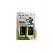 AT&T Cell Phone Walkie Talkies (White)