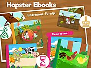 Hopster EbooksE-learning app with interactive content