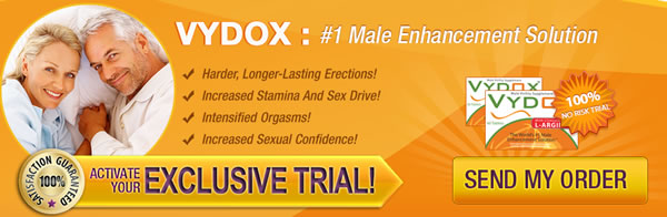 Headline for Vydox Free Trial